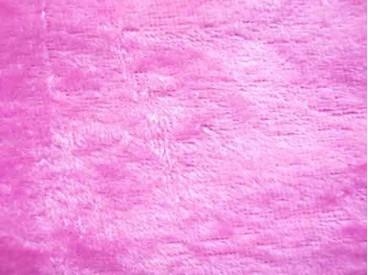 Velours de Panne  Roze