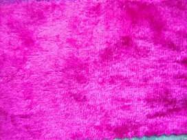 Velours de Panne  Pink