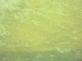Velours de Panne  Fluor Geel  5666-35N