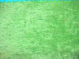 Velours de Panne  Fluor Groen  5666-024N