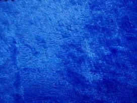 2v  Velours de Panne  Kobalt  5666-05N