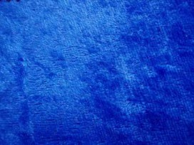 Velours de Panne  Kobalt  5666-05N