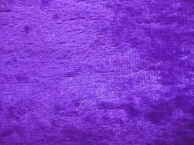 Velours de Panne  Jeansblauw  5666-045N