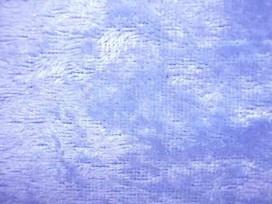3f Velours de Panne  Lichtblauw  5666-02N