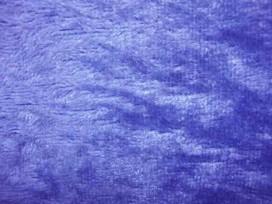 3g Velours de Panne  Oudblauw  5666-03N