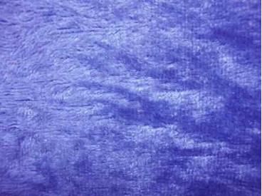 Velours de Panne  Oudblauw