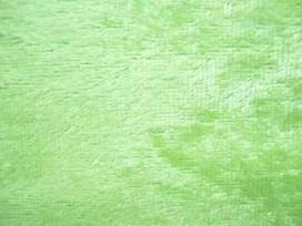 3k Velours de Panne  Limegroen 5666-23N