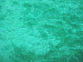 Velours de Panne  Groen 5666-025N