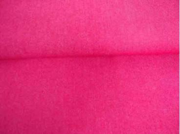 Stretch jeans stof gekleurd  Rood