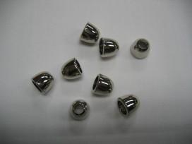 1u Eindstopper zilver 1540