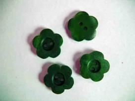 Kinder bloemknoop Groen kbk60