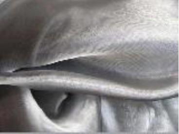 1b Organza zilver 301