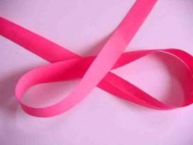 Biaisband Helder Pink 2 cm. 786