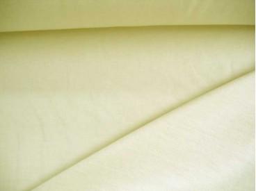 Een iets dikkere kwaliteit Roomwitte tricot. Ook heel geschikt voor jurkjes en rokjes. 70%pe/27%visc./3%sp. 1.50 mtr.br.