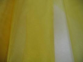 1k Organza geel 310