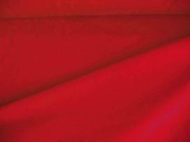Iets dikkere kwaliteit rode tricot. Ook heel geschikt voor jurkjes en rokjes. 70%pe/27%visc./3%sp. 1.50 mtr.br.