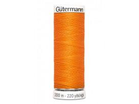 Gutermann garen Oranje 200 mtr  350