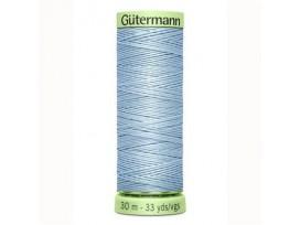 Gutermann   Siersteekgaren  30mtr  Lichtblauw   075
