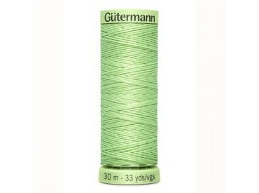Wat dikker siersteekgaren van Gutermann  Lichtgroen  152  30  mtr