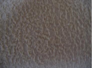 Badstof per meter € 9,95. Mooie kwaliteit dubbel geluste zandkleurige badstof. 90%katoen/10%Pl 1.42 mtr.br.