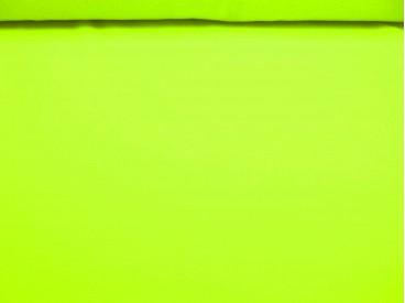 NEON Geel anti pilling fleece. De kleur is echt fel fluor geel.  100% poly  1.50 mtr.br.  250 gr p/m²