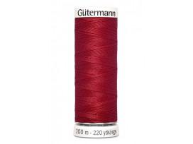 Gutermann garen Warm rood 200 meter 046