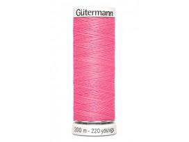 Gutermann garen 200 meter  Pink  Kleurnummer 728