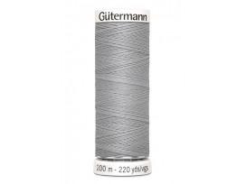 Gutermann garen 200 meter Licht grijs  038