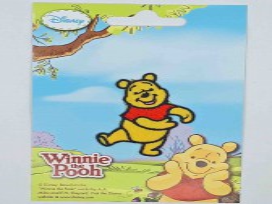 Winnie de Pooh  Applicatie  Dansend  33940