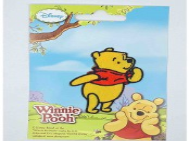 Winnie de Pooh applicatie  Nadenkend  33939