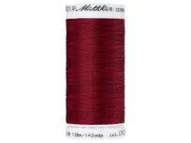 Seraflex elastisch garen donker rood