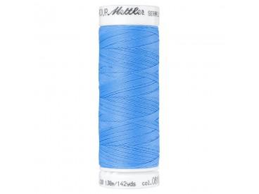 Seraflex elastisch garen bleu