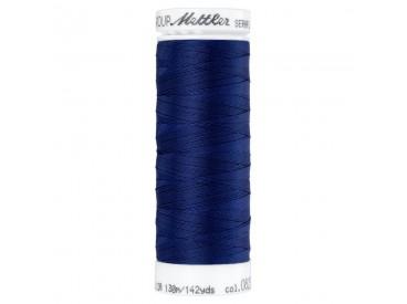 Seraflex elastisch garen donkerblauw