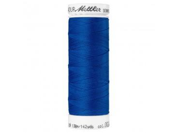 Seraflex elastisch garen Jeansblauw