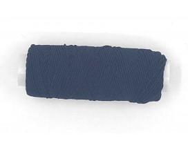 Rimpel elastiek Zwart