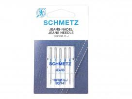 Schmetz jeansnaalden  90/14