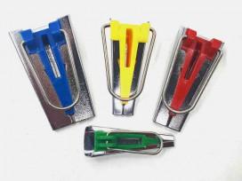 Set van 4 verschillende biaisband makers