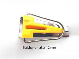Biaisband maker geel 12mm