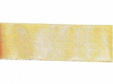 Sierlint goud kleur van 38 mm breed  De prijs is per meter.  Minimale afname is 1 meter