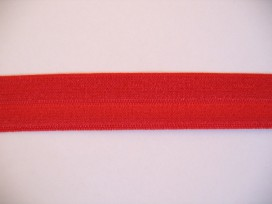 Elastisch biaisband Helder Rood 455