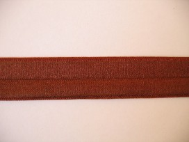 Elastisch biaisband Bruin 460H