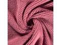 Honeycomb fleece Oudroze 14051-012