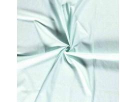 Dapper katoen Romantic  Mintgroen/oudgroene mini stip
