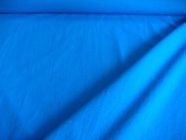 BBG Silicon poplin Donker aqua