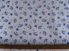 Delftsblauw  met kleine takjes  11