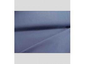 Cotton voile, een dunne, soepele donkergrijze katoen.  100% katoen  1.40 meter breed  70gr./m2