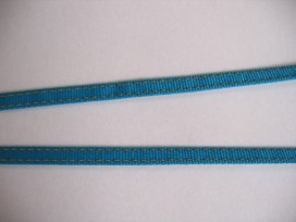 9p O sierband aqua 5mm. 810