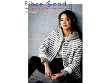 Woven co/ea stripes  Grey and offwhite