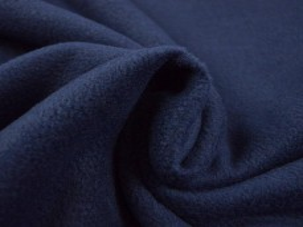 Extra dikke superzachte polar fleece. Navy blauw  100% polyester/anti pilling  1,50 mtr breed  270 gr/m2
