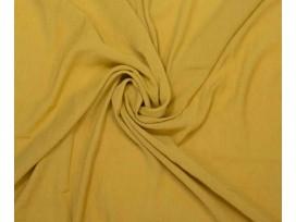 Woven vi/ny Pleated Oker geel